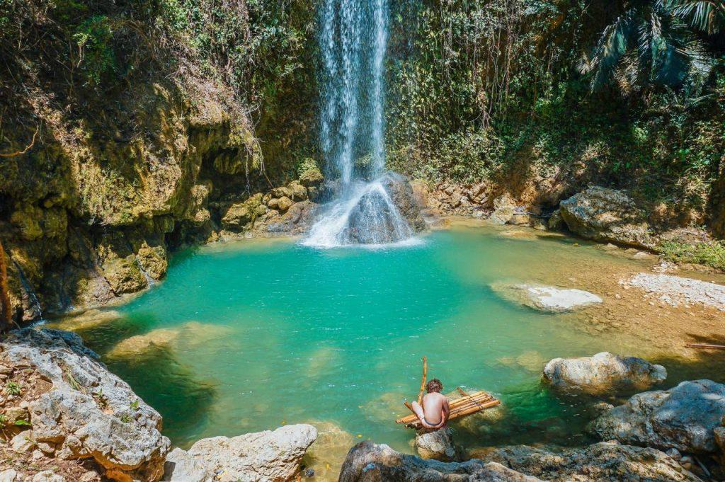 wodospad filipiny