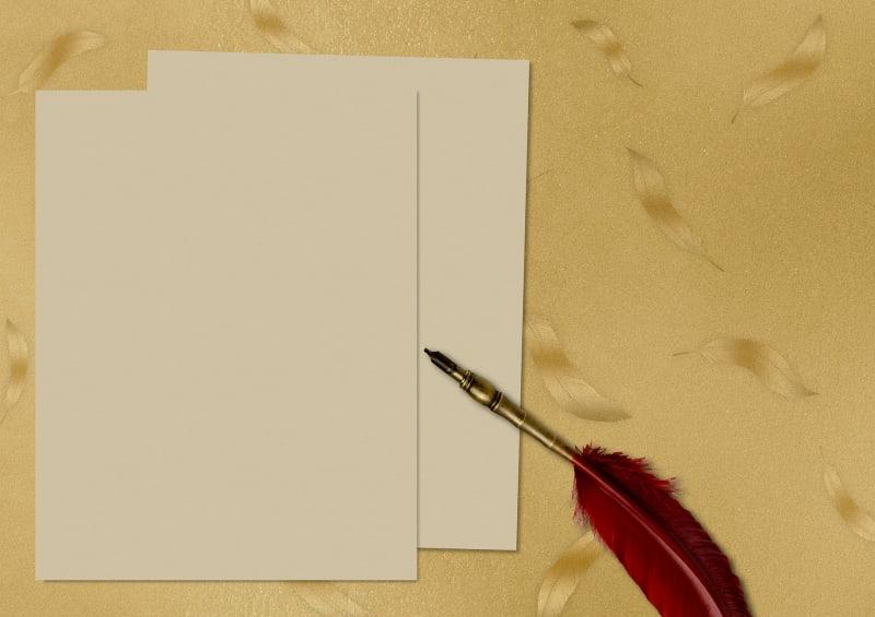Papier – materiał cenniejszy niż złoto?